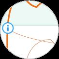 A closeup of the dose curves